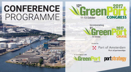 Tiziana Murgia Chair al Greenport Cruise Congress 2017