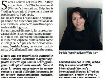 Intervista alla neo Presidente Wista Italia